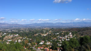 View of San Fernando Valley