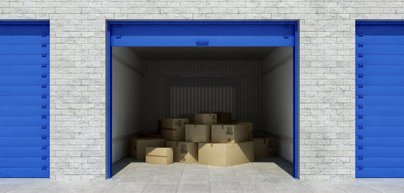 Smart Storage Tips in an Interstate Move