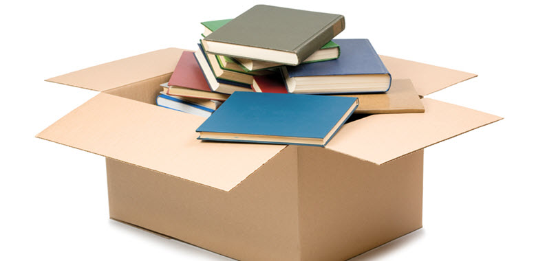 I Have a Ton of Books: How Can I Move Them?
