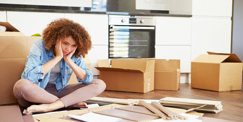 Which Household Elements are Dangerous to Move Without Professionals?